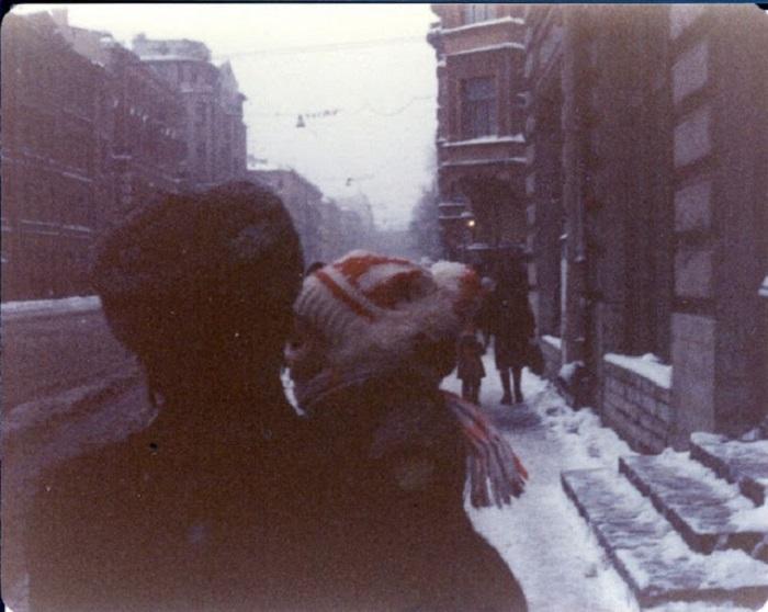 Улица Восстания, которая получила своё название в память о февральской революции 1917 года.