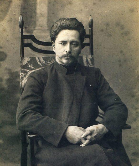 Один из представителей Серебряного века русской литературы.