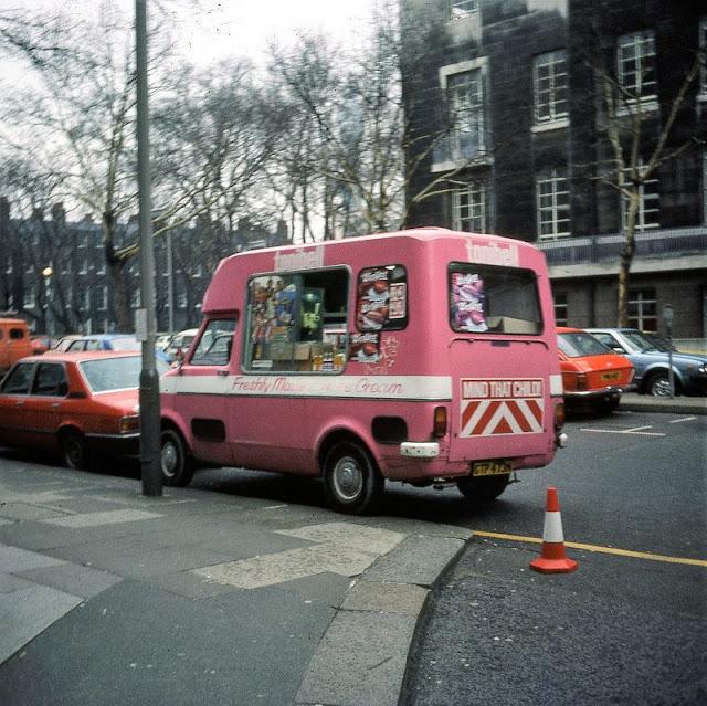 Самое вкусное мороженое в Лондоне.