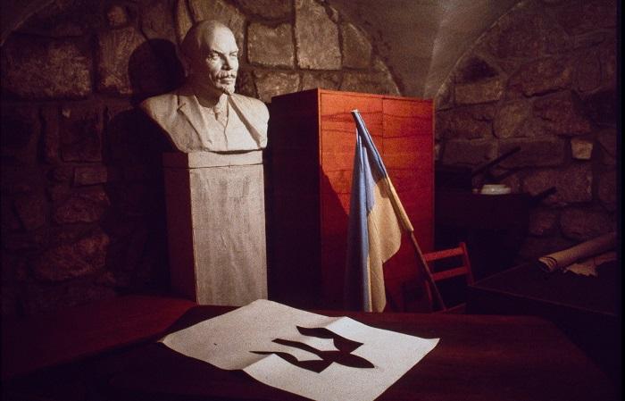 Львов накануне распада СССР на фотографиях Тадеуша Рольке.