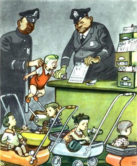 Высмеивание возраста уголовной ответственности.