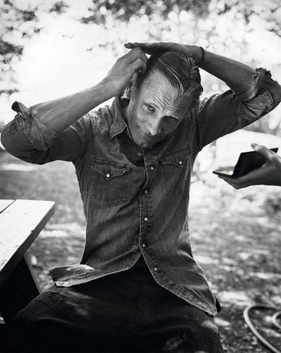 Датский актёр кино и телевидения.