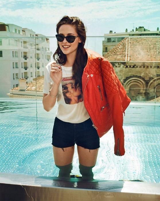Молодая и талантливая американская актриса.