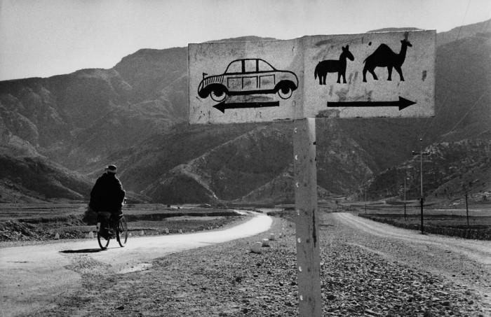 Граница Афганистана и Пакистана, 1956 год.