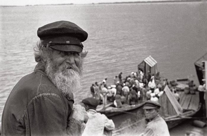 Уроженец Поволжья, 1939 год.