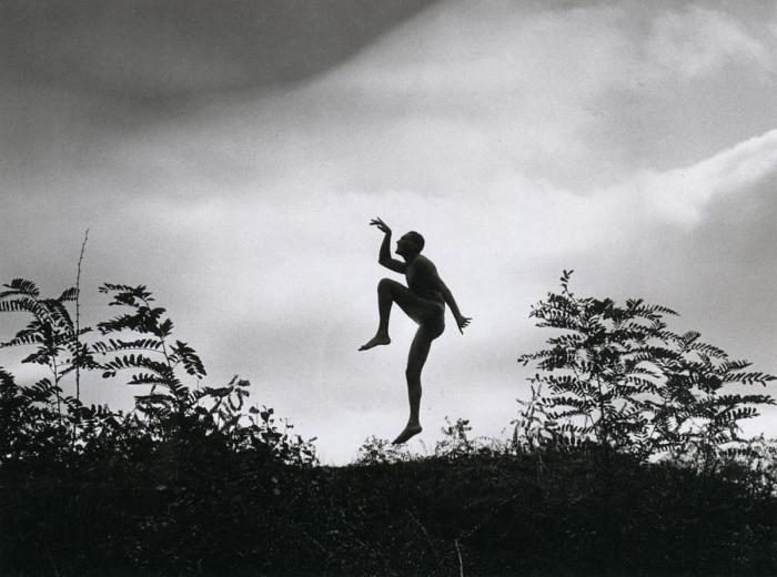 Танцующий фавн. Франция, Париж, 1919 год.