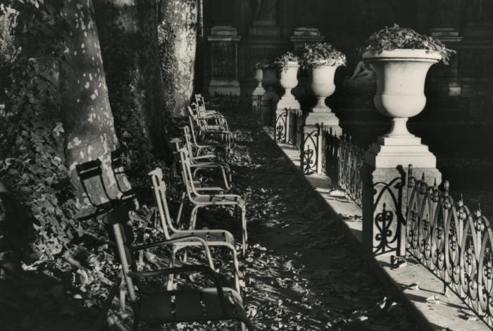 Дворцово-парковый ансамбль в центре Парижа.
