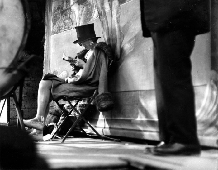 Карнавал. Франция, Париж, 1926 год.