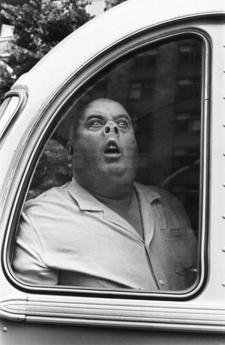 Популярный советский актер. СССР, 1970 год. Автор фотографии: Василий Егоров.