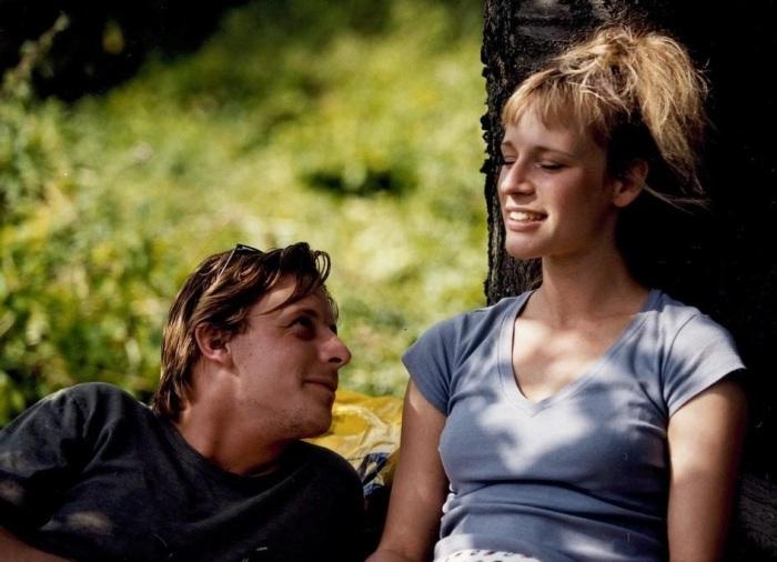 Кадр из фильма «Последняя песня Мифуне», 1999 год.