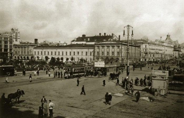 Редкая коллекция фотографий, сделанных в начале XX века.