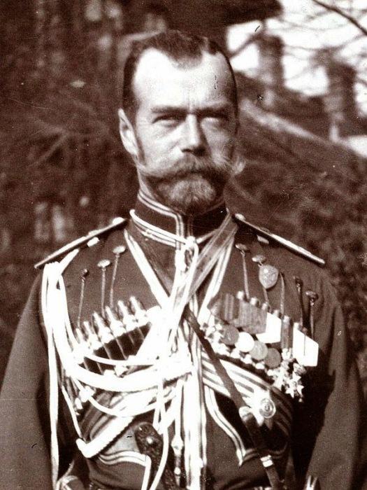 Последний Российский император Николай II.