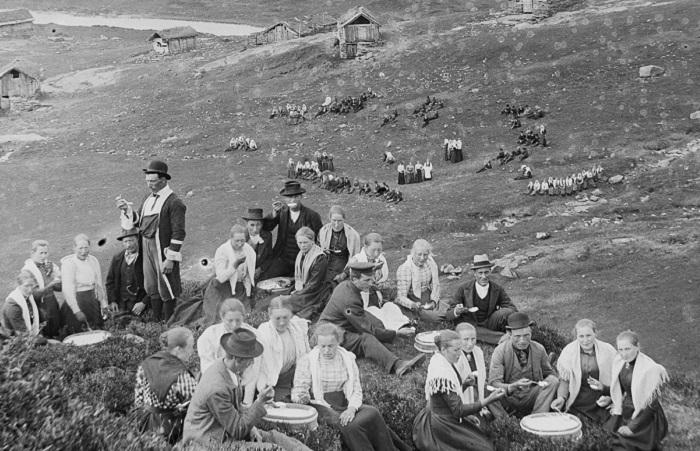 Величественные горы в объективе норвежского фотографа Нильса Реппена.