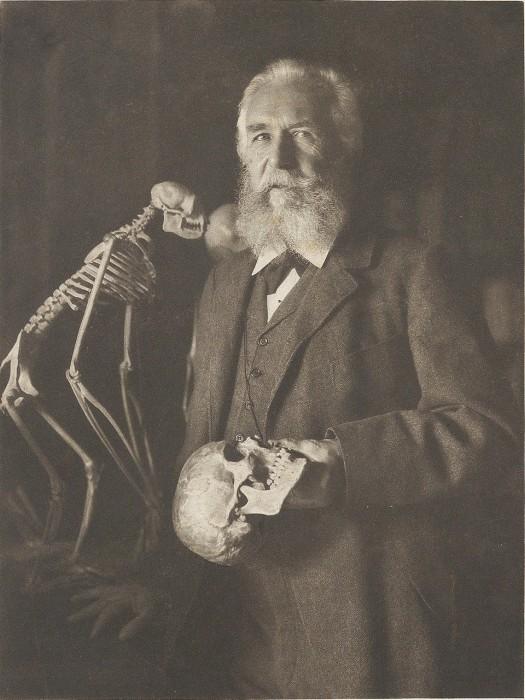Немецкий естествоиспытатель и философ.