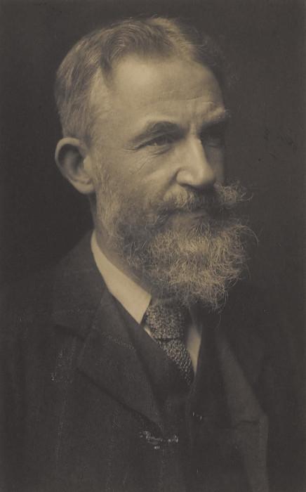 Ирландский драматург и лауреат Нобелевской премии в области литературы.