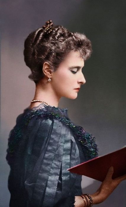 Императрица Александра Федоровна.