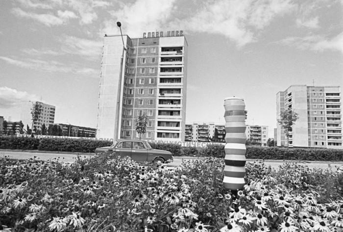 Основной градостроительной идеей стал принцип «треугольной» застройки, для которой характерна смесь жилых домов стандартной и повышенной этажности. Для того времени такая форма застройки была уникальна.