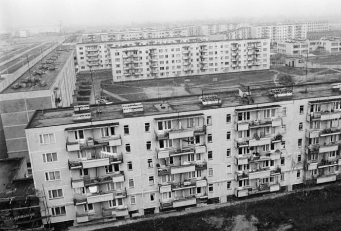 Поскольку Припять постоянно расширялась, а на электростанции строились новые блоки, в городе работали шесть первичных строительно-монтажных организаций, выполняющих объем строительно-монтажных работ на 132,3 млн руб.