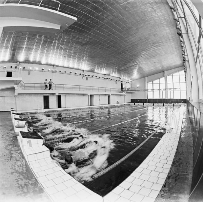 Плавательный бассейн «Лазурный».