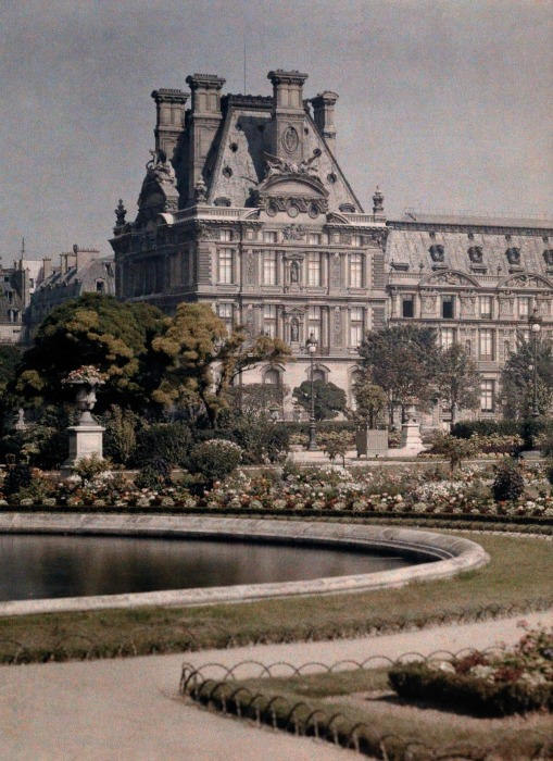 Музей, который иллюстрирует традиционный французский стиль жизни.