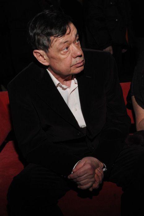 В последние годы жизни Николая Караченцева.
