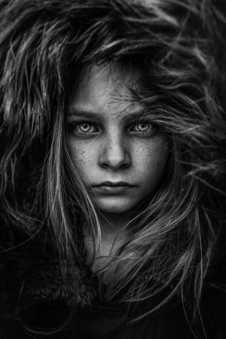 Портретный снимок, сделанный Ли Джеффрис.
