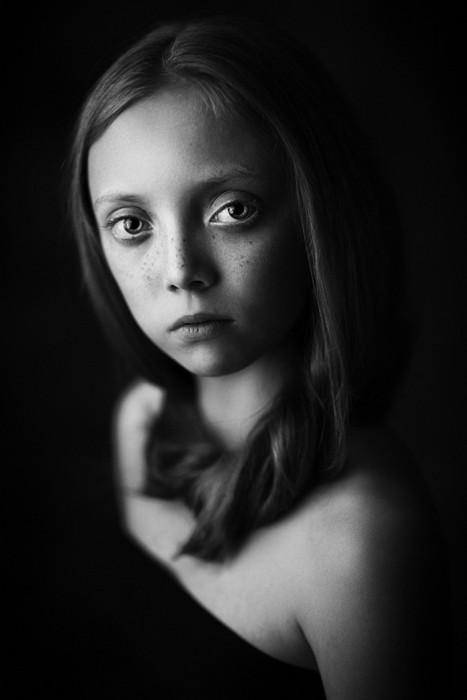 Детство – идеальная тематика для фотографии. Автор фотографии: Роза Самполиньска.