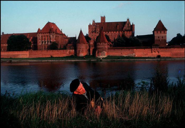Замок, который больше ста лет служил резиденцией великого магистра Тевтонского ордена.