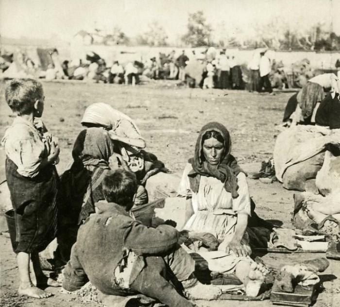 В 1921 году большевики приняли постановление «О борьбе с засухой».