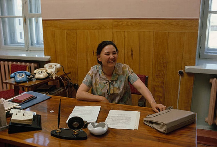 Глава исполнительной власти в Якутске.