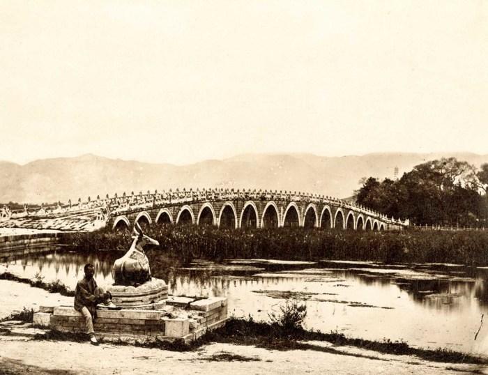 Арочный мост Шицикунцяо.