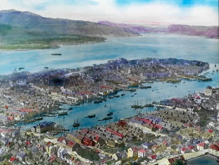 Второй по величине город Норвегии.