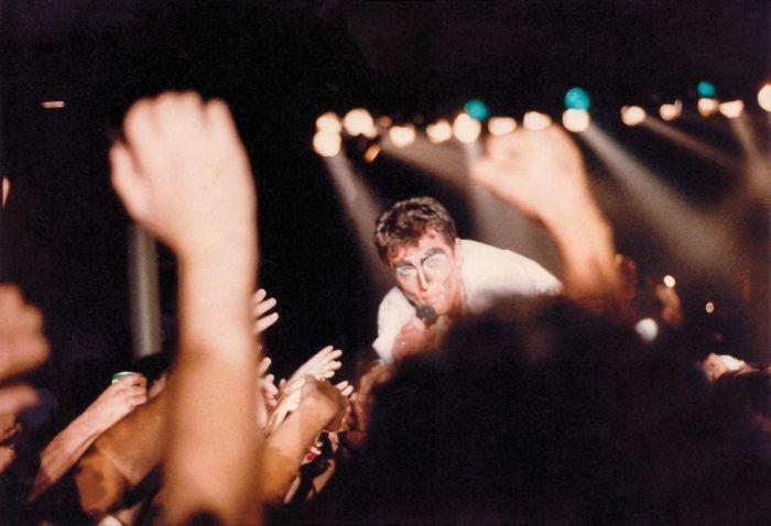 Питер Гэбриэл, 1984 год. Автор фотографии: Тим Девлин.