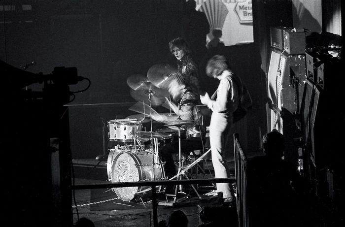 Cream, 1968 год. Автор фотографии: Маршалл Болин.