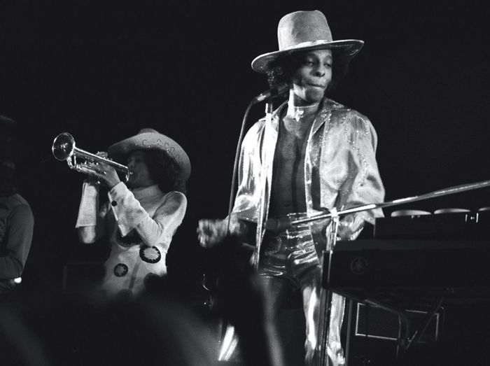 Sly & The Family Stone, 1973 год. Автор фотографии: Гэри Кит Морган.