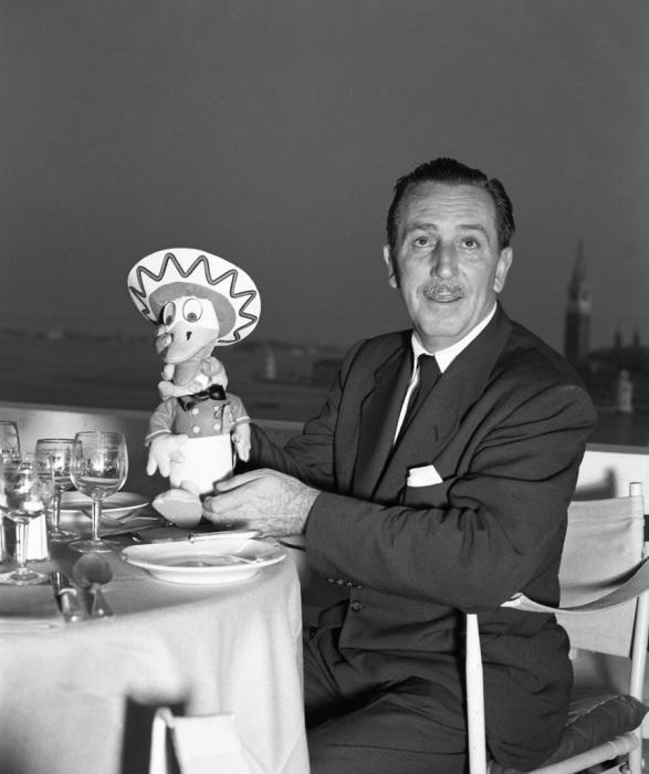 Основатель компании «Walt Disney Productions».