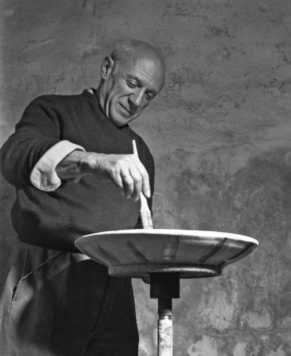 Величайший художник XX века и самый дорогой художник современности.