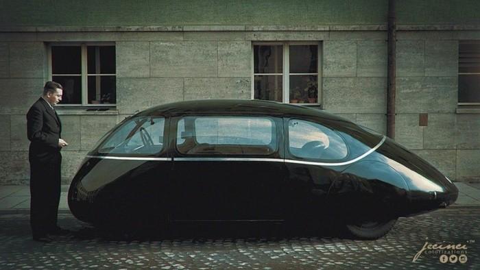 Автомобиль Schlörwagen обязан своим появлением на свет немецкому инженеру Karl Schlör.