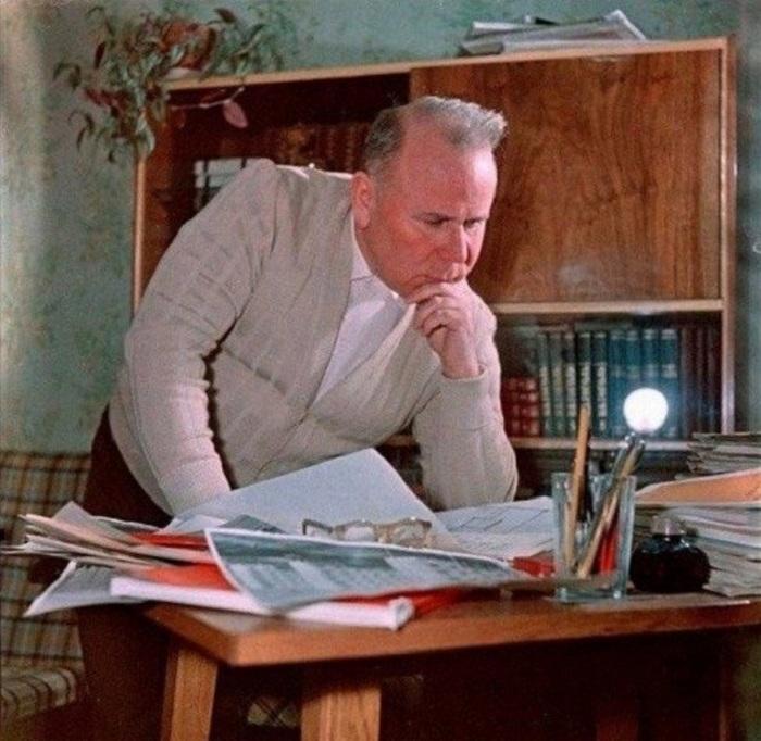 Виталий Павлович Лагутенко - автор проекта первых «хрущевок» в 1960-х годах.