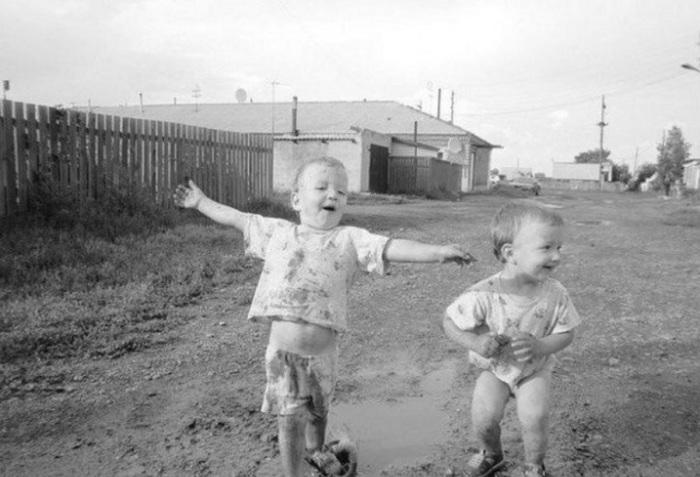 Простая сельская жизнь и советская действительность.