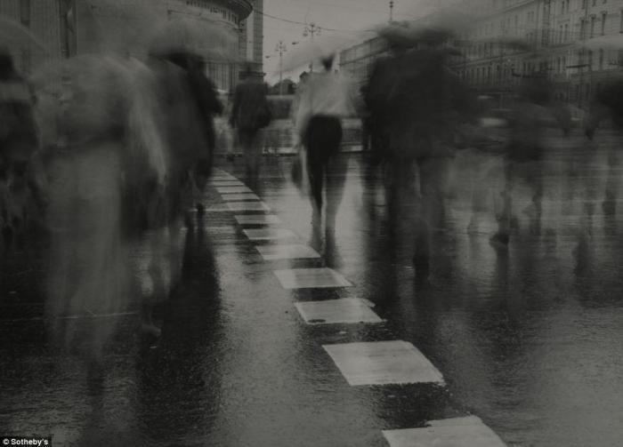 Одна из пяти работ Алексея Титаренко.