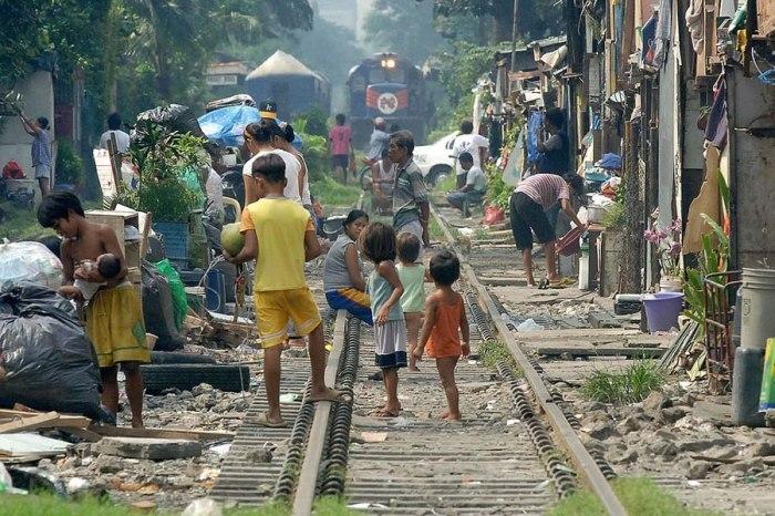Фотографии из жизни людей в самом густонаселенном городе Земли.