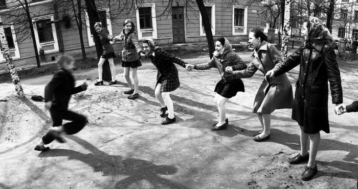Вырваться из оцепления. СССР, Казань, 11 апреля 1977 года.