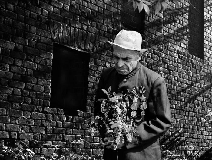 Мы были солдатами. СССР, Казань, 9 мая 1977 года.