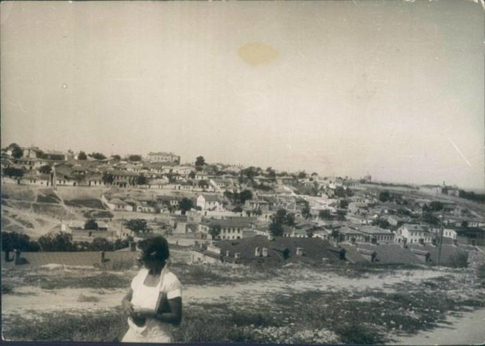 Панорама Севастополя. Крым, 1929 год.