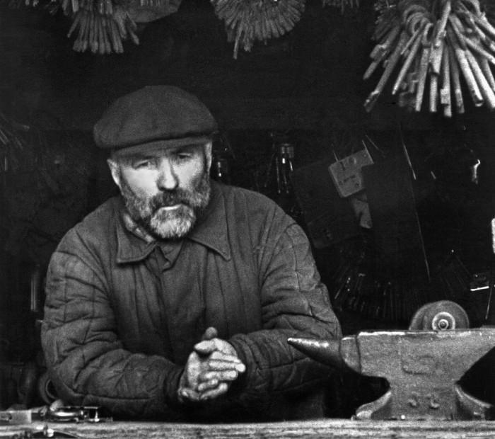 Изготовитель ключей. СССР, Казань, 1969 год.