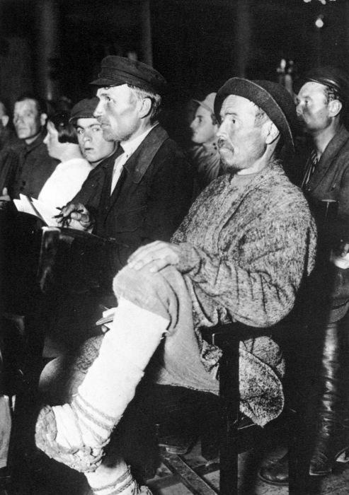 Развитие рабселькоровского движения в 1928 году.