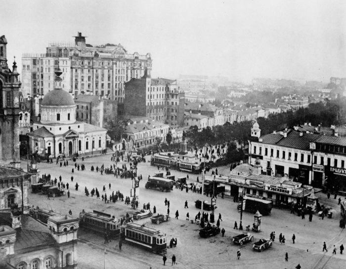 Пушкинская площадь – один из символов Москвы.