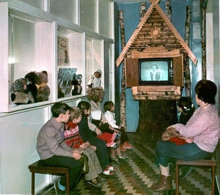 Детская поликлиника в Новороссийске.