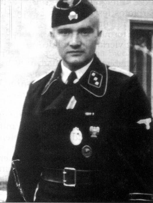 Редактор, который воевал в танковой дивизии СС Викинг.